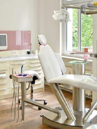 Kieferorthopädie Berlin - Behandlung